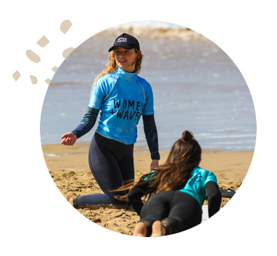 Morocco Womens Surfing Our Aim