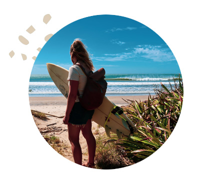 Nicaragua Womens Surfing Our Aim