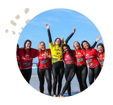 Wales Womens Surfing Coaching