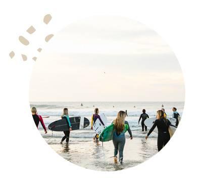 Cornwall Surf Camp Aim