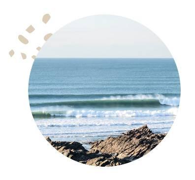 Cornwall Surf Camp Waves