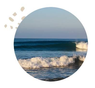 El Salvador + Costa Rica + Nicaragua Waves