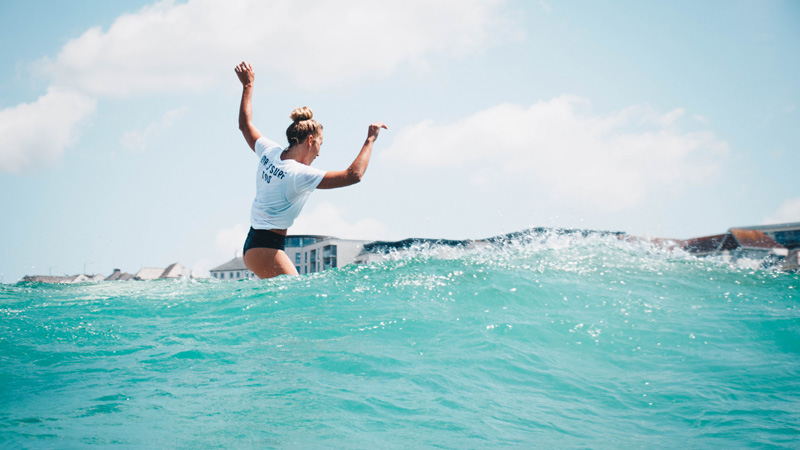 Newquay Surf Retreat Women and Waves