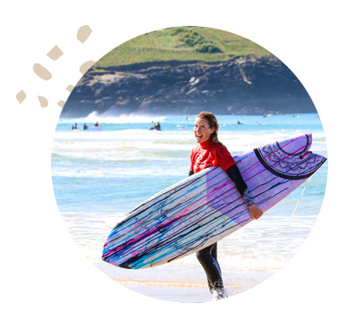 Newquay Surf Retreat Aim